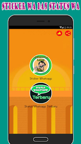 Download Sticker Wa Lengkap Dan Status Wa Keren Apk Latest Version