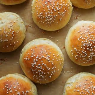 Homemade Hamburger Buns No Yeast Recipes.