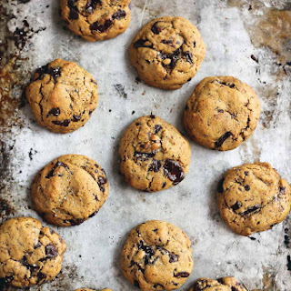 Chickpea Flour Chocolate Chip Cookies!.