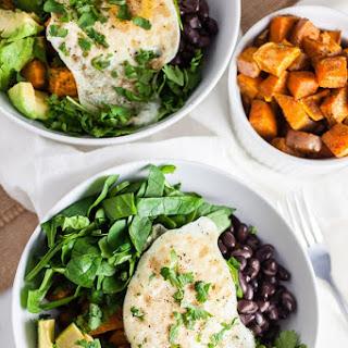Healthy Sweet Potato Breakfast Bowls.