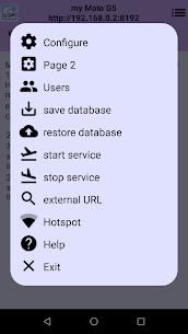 eXport-it UPnP Client/Server 1.6.5 Mod + Data Download 3