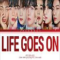 Lagu BTS 'Life Goes On' Offline Lirik icon