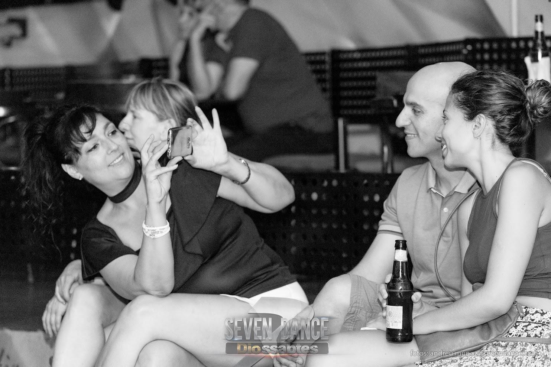 Rueda, Salsa y Bachata