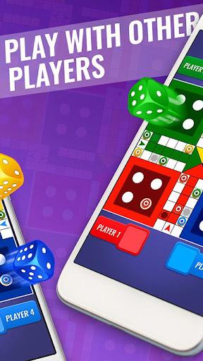 Ludo Game : Classic Ludo Star Champion लूडो  खेल APK MOD – Pièces de Monnaie Illimitées (Astuce) screenshots hack proof 2