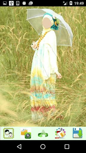Hijab Abaya Photo Montage 1.4 screenshots 6