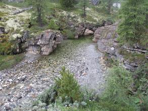 Photo: На притоке Левого Ара-Ошея (микро-каньончик)