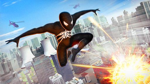 Spider Superhero Fly Simulator screenshots 1