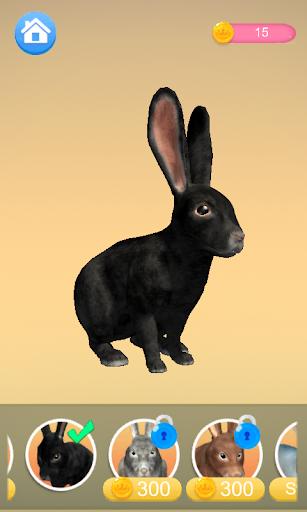 Talking Rabbit 1.1.4 screenshots 3
