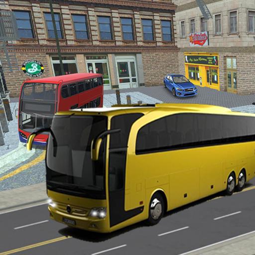 Modern Bus Game Simulator 2018 : free bus games