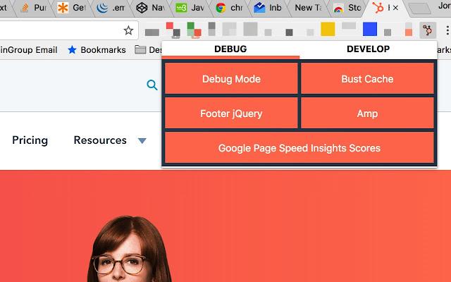 HubSpot Developer Extension