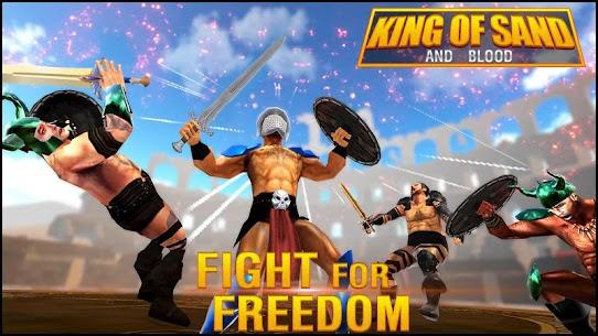 King Of Sand & Blood : Gladiator Arena 1