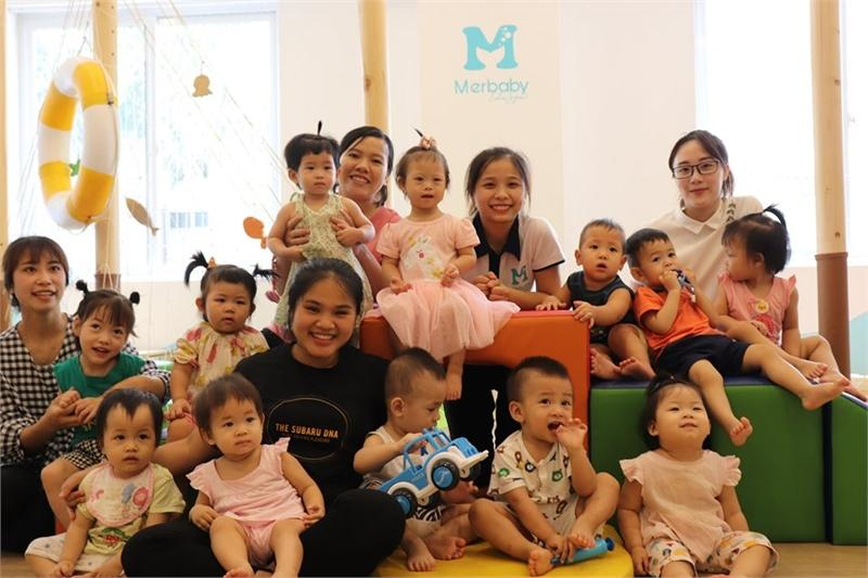 Chương trình hoạt động 1 tuần lớp Toddler (15 - 36 tháng)