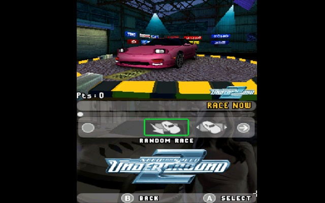 Need For Speed Underground 2 Gba Game