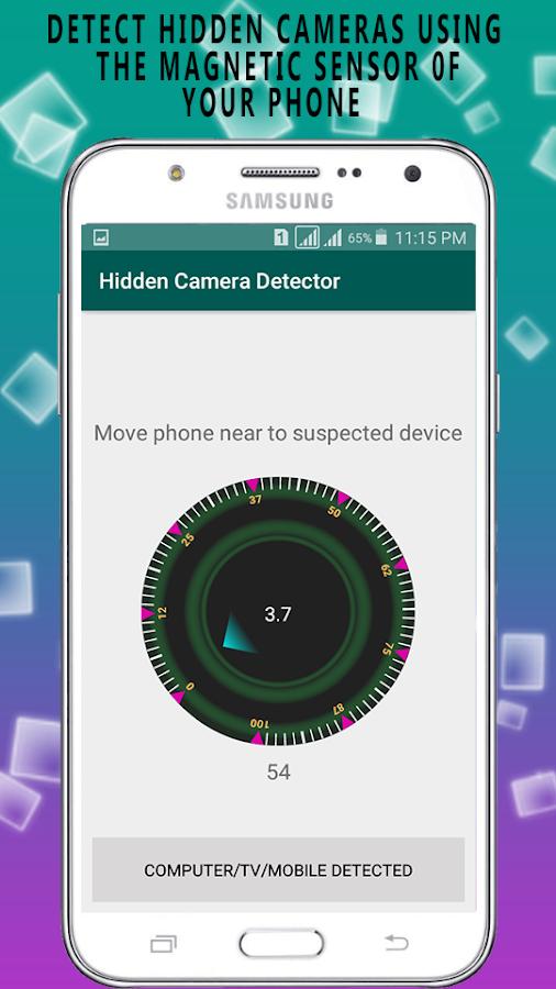 Detect hidden apps