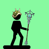 The Wizard: Stickman War Android APK Download Free By New Projects Games