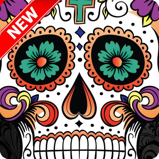 Sugar Skull Wallpaper Apps On Google Play