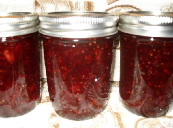 Simple Traditional Strawberry Jam Recipe
