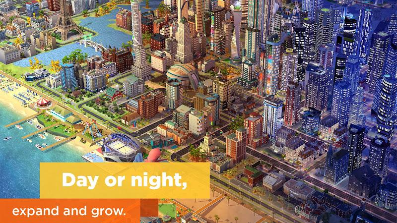 SimCity BuildIt v1.18.3.61972 (Mega Mod)