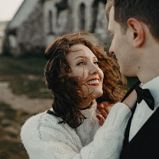 Wedding photographer Evgeniya Voloshina (EvgeniaVol). Photo of 20.11.2018