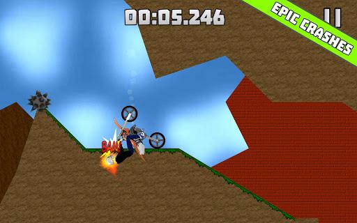 Dead Rider Lite  screenshot 11