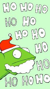 Christmas Chameleon - náhled