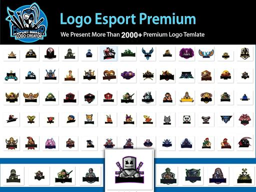 Logo Esport Premium | Logo Maker Apk 1