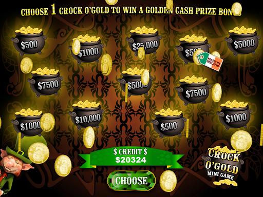 Crock O'Gold Rainbow Slots FREE 29.0 screenshots 10