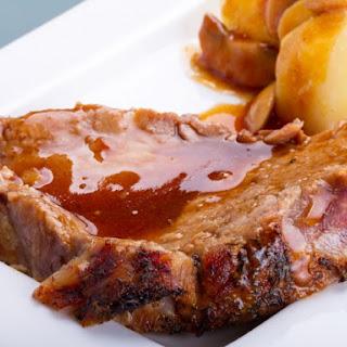 Slow Cooker Roast Loin of Pork Californy