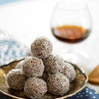 Rum Balls Almonds Ground Recipes