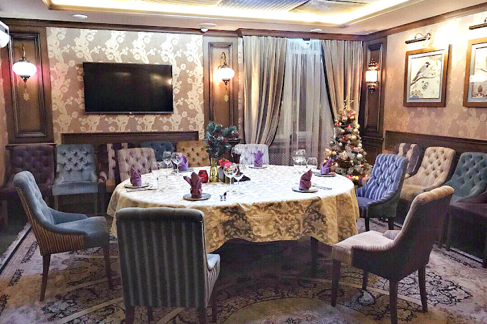 Фото №3 зала ИзюмЪ