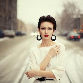 by Oleg Bagmutskiy - People Portraits of Women