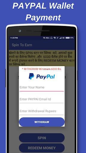 SpinToEarn - Earn Money Online, Work From Home screenshot 4