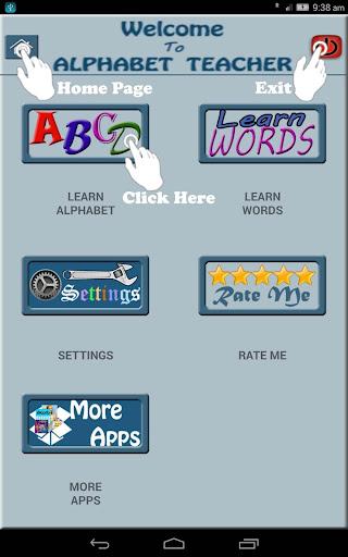 Learn Alphabates