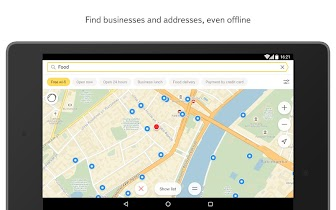 Yandex.Maps - screenshot thumbnail 11