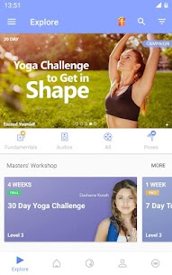 Daily Yoga – Yoga Fitness Plans 8