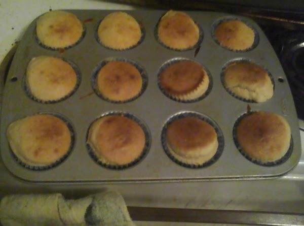 Mmmm, pancake muffins!
