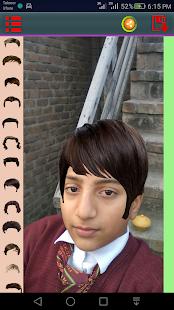 Boys Hair Style Changer 2016 screenshot