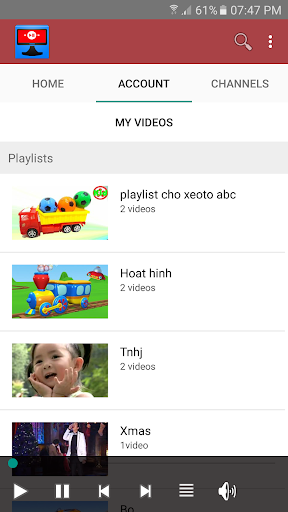 AT Remote for Youtube 1.70 screenshots 6