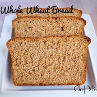 100% Whole Wheat Bread.