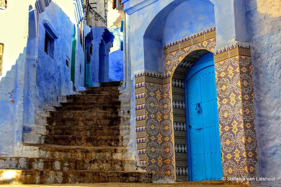 Marokkaanse mozaieken
