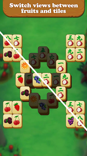 Mahjong Forest screenshot 2