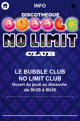 Le Bubble Club