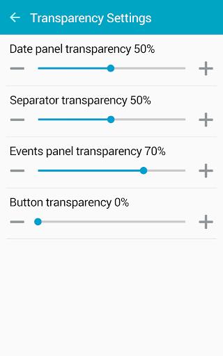 Clean Calendar Widget Pro  screenshots 13