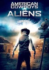 American Cowboys vs. Aliens
