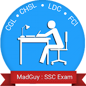 MadGuy Labs : SSC CGL, CHSL, MTS, Steno & Railways