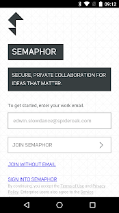 Semaphor- screenshot thumbnail