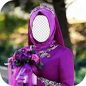 Hijab Queen Photo Frames