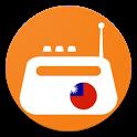 Taiwan Radio,Taiwan Station, Network Radio, Tuner icon