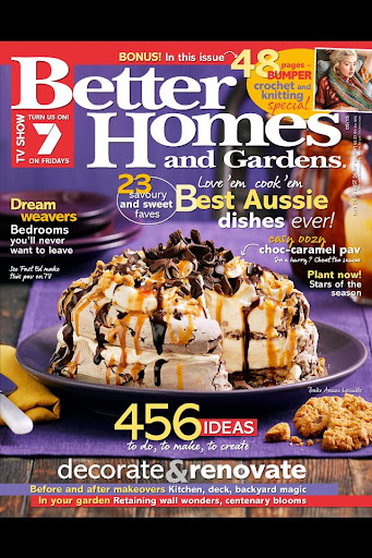 Better Homes and Gardens Aus