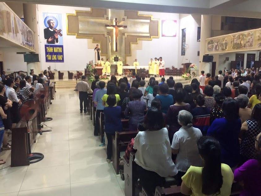 Mừng bổn mạng Giáo họ và Nhóm phục vụ Martinô 2019